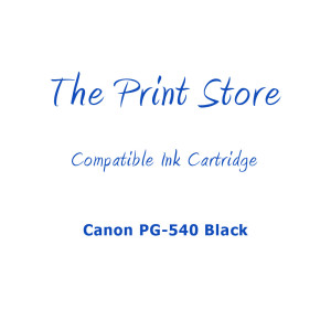 Canon PG-540 Black Compatible Ink Cartridge