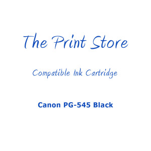 Canon PG-545 Black Compatible Ink Cartridge