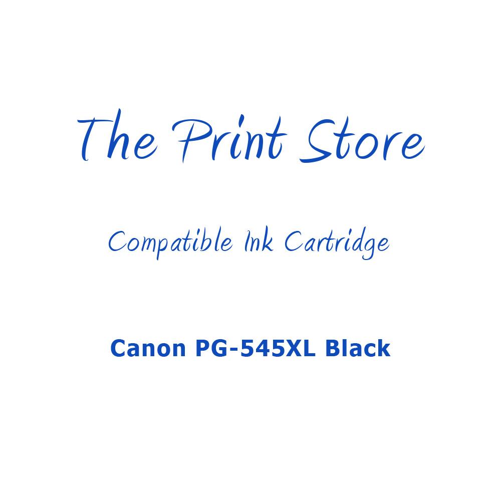 Canon PG-545XL Black Compatible Ink Cartridge