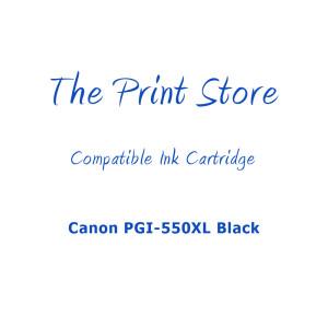Canon PGI-550XL Black Compatible Ink Cartridge