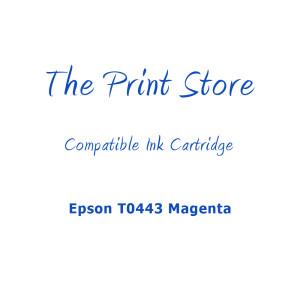 Epson T0443 Magenta Compatible Ink Cartridge