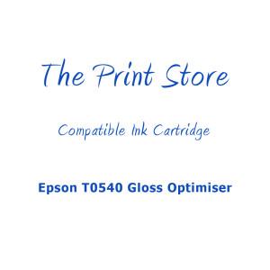 Epson T0540 Gloss Optimiser Compatible Ink Cartridge