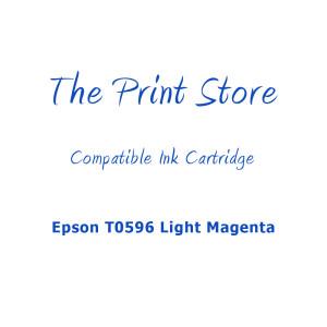 Epson T0596 Light Magenta Compatible Ink Cartridge