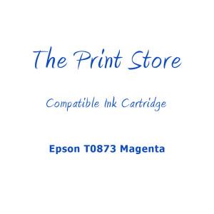 Epson T0873 Magenta Compatible Ink Cartridge
