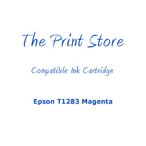 Epson T1283 Magenta Compatible Ink Cartridge