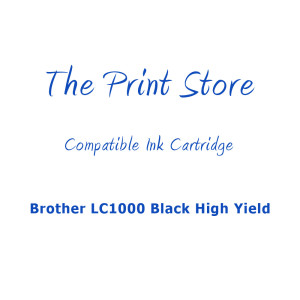 Brother LC1000 Black Compatible Ink Cartridge