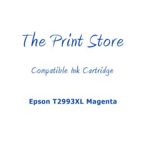 Epson T2993XL Magenta Compatible Ink Cartridge