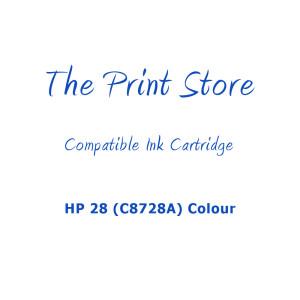 HP 28 (C8728A) Colour Compatible Ink Cartridge