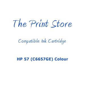 HP 57 (C6657GE) Colour Compatible Ink Cartridge