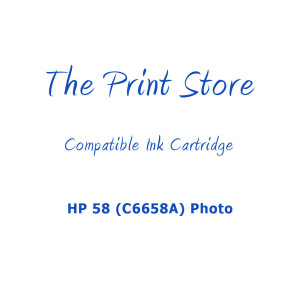 HP 58 (C6658A) Photo Compatible Ink Cartridge