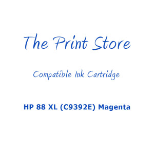HP 88 XL (C9392E) Magenta Compatible Ink Cartridge