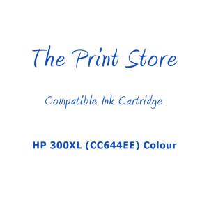 HP 300XL (CC644EE) Colour Compatible Ink Cartridge
