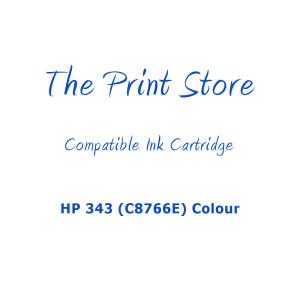 HP 343 (C8766E) Colour Compatible Ink Cartridge