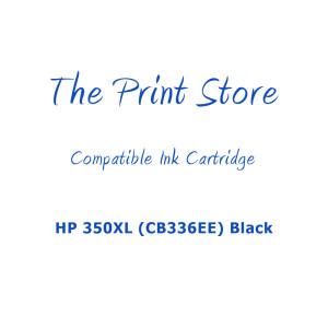 HP 350XL (CB336EE) Black Compatible Ink Cartridge