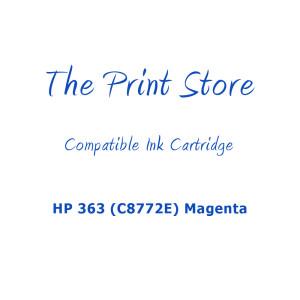HP 363 (C8772E) Magenta Compatible Ink Cartridge