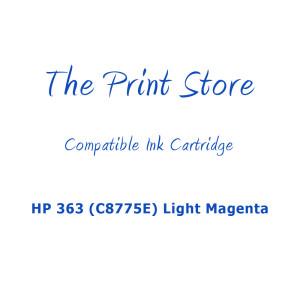 HP 363 (C8775E) Light Magenta Compatible Ink Cartridge