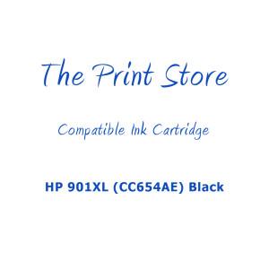 HP 901XL (CC654AE) Black Compatible Ink Cartridge