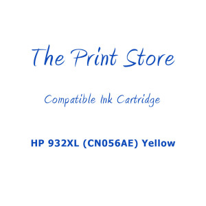HP 933XL (CN056AE) Yellow Compatible Ink Cartridge