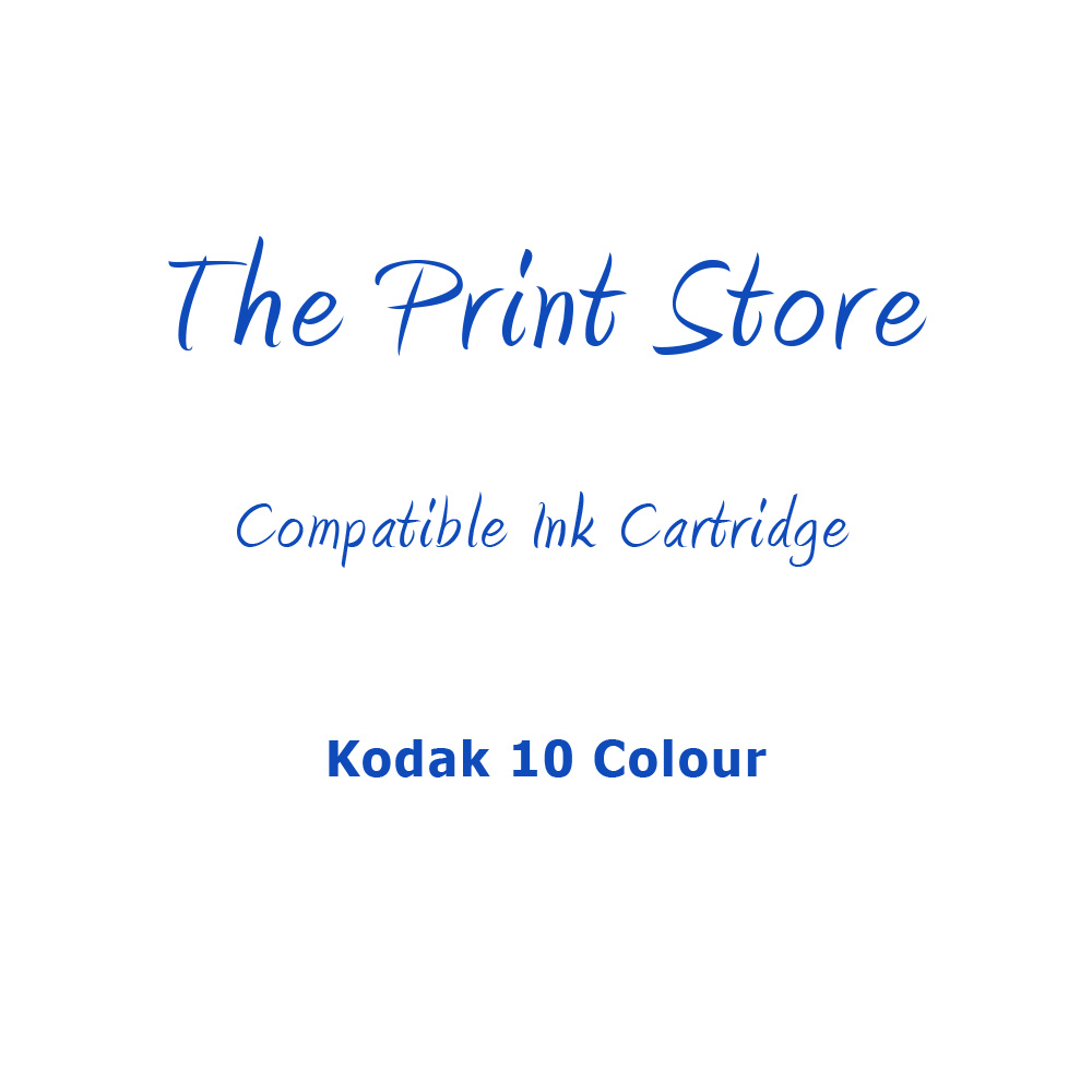 Kodak 10XL Colour Compatible Ink Cartridge