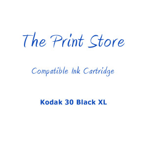 Kodak 30 Black XL Compatible Ink Cartridge