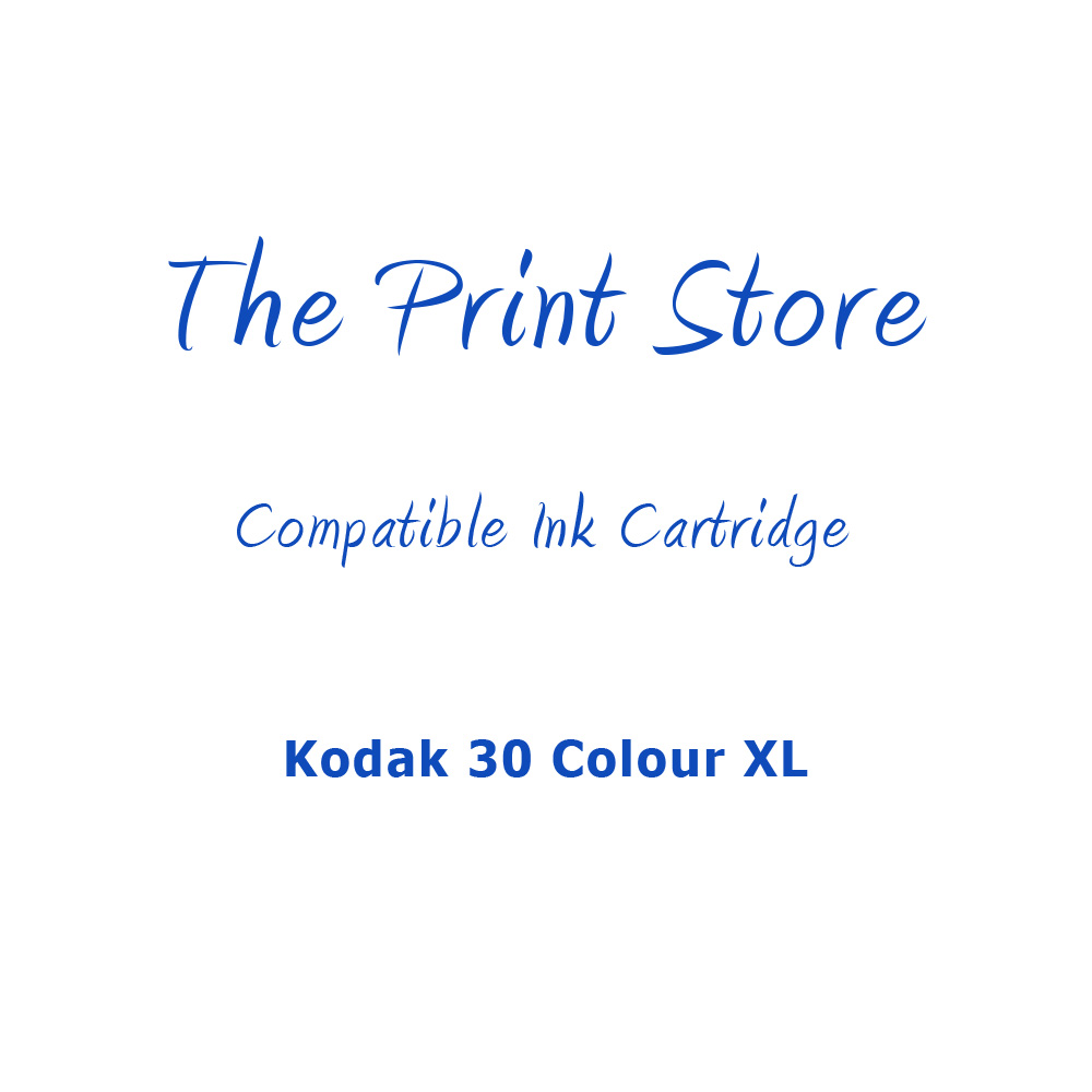 Kodak 30 Colour XL Compatible Ink Cartridge