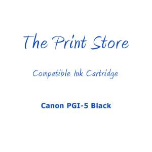 Canon PGI-5 Black Compatible Ink Cartridge