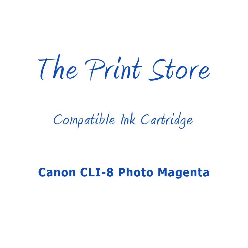 Canon CLI-8 Photo Magenta Compatible Ink Cartridge