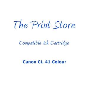 Canon CL-41 Colour Compatible Ink Cartridge