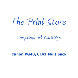 Canon PG40/CL41 Multipack Compatible Ink Cartridges