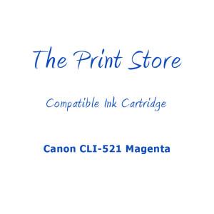 Canon CLI-521 Magenta Compatible Ink Cartridge