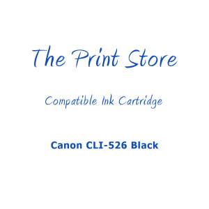 Canon CLI-526 Black Compatible Ink Cartridge